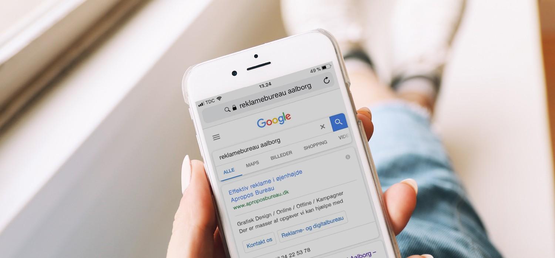 Søgeordsanalyse
