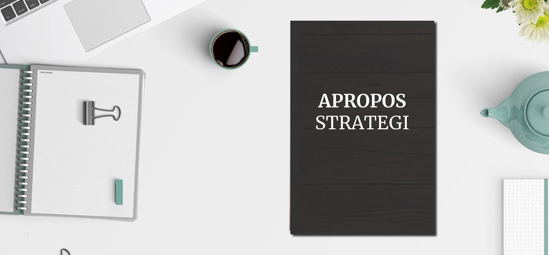 markedsføring strategi