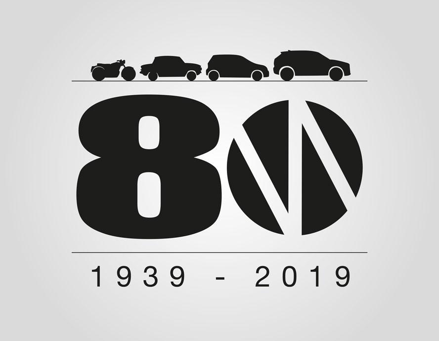 N. O. Jensen 80 års jubilæum 2019