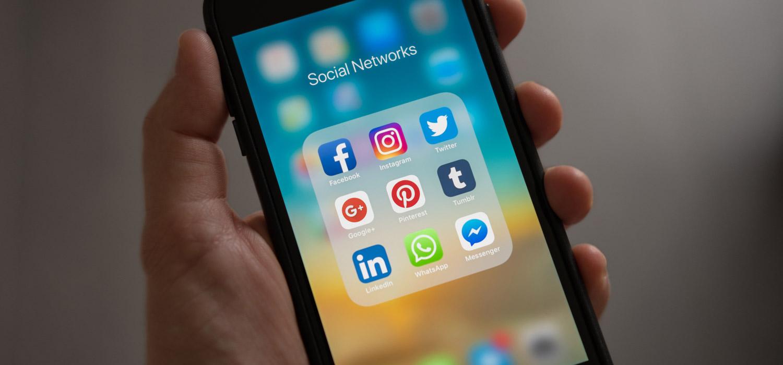 Der er forskel på sociale medier