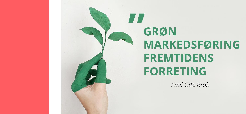 Grøn markedsføring